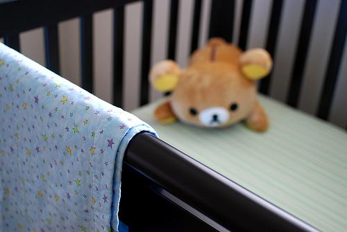 baby sleep tips nursery